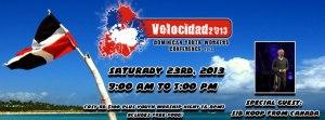 Velocidad 2013 banner